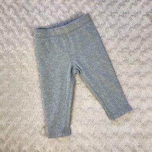 Primary Brand Gray Pants Leggings 6-12 Months